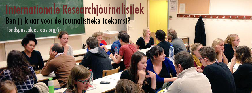 Internationale Researchjournalistiek
